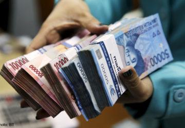 rupiah duit