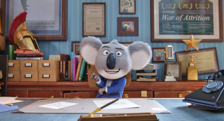 ©Illumination Entertainment and Universal Pictures