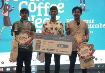 Jakarta Coffee Week 2019